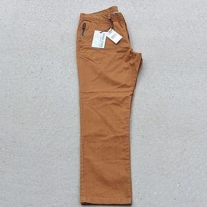 Amongst Others men's camel colored  pants